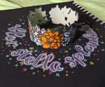 Jewelry: Bracelet 005, Flor Stella Splendida