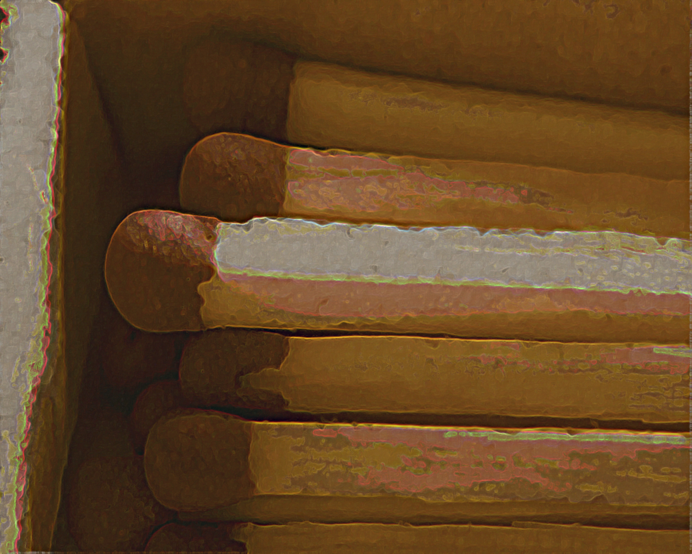 matchsticks by ChaelMontgomery