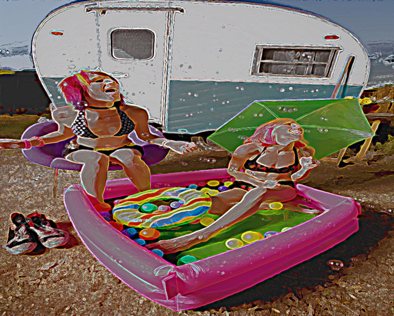 trailertrashettes by ChaelMontgomery