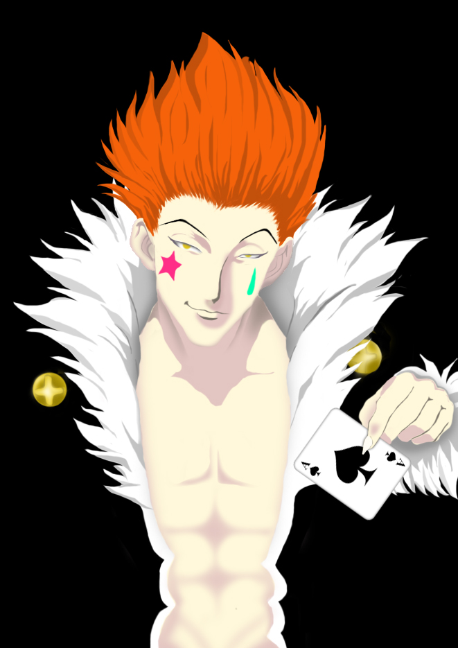 hisoka hunter x - photo #47