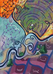 [Art Exchange] 2021-05-09 Elemental