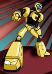 Transformers Anmt: Bumblebee