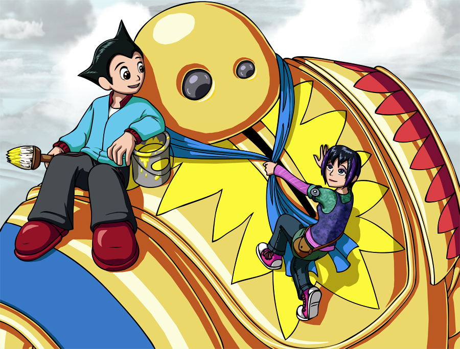 review astro boy essays Action-packed adventure a fun bet for young superhero fans read common sense media's astro boy review, age rating, and parents guide.