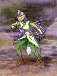 Slayers:  Prince Posel Grown-Up by mystryl-shada
