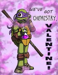 TMNT:  Donatello Valentine by mystryl-shada