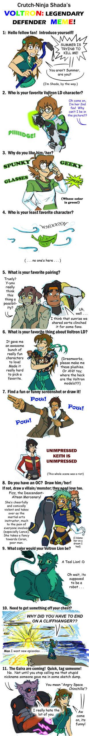 Shada's Voltron Meme