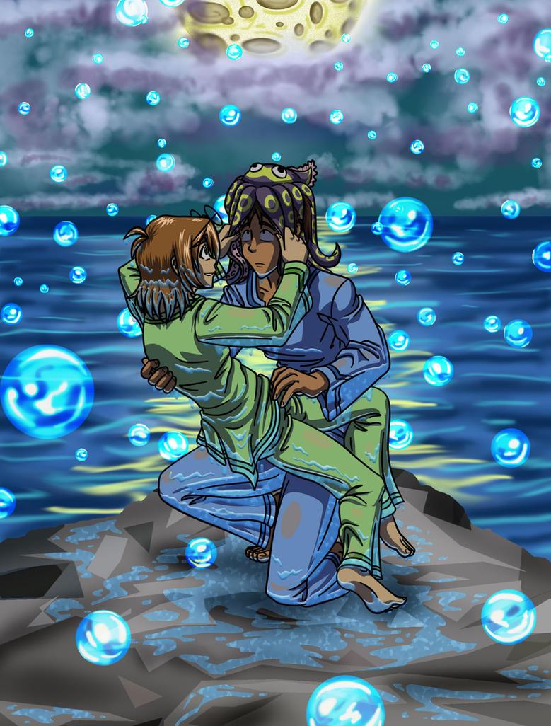 Voltron LD: Midnight Moonbubbles by mystryl-shada