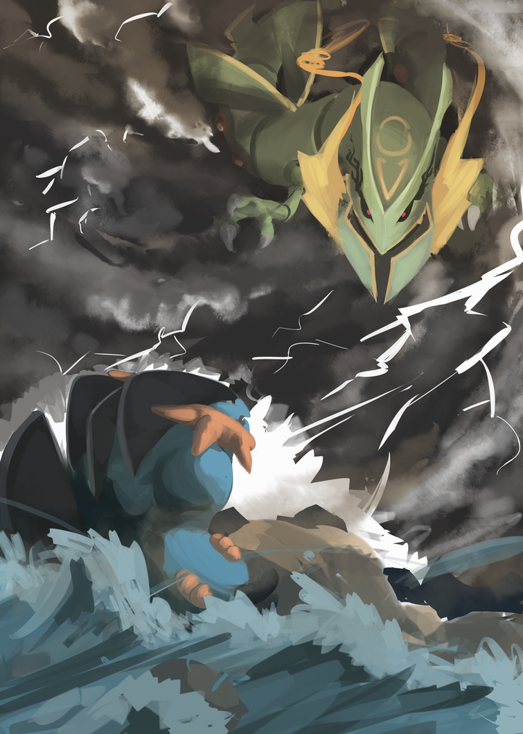 Speed Paint - Storm by sighlol