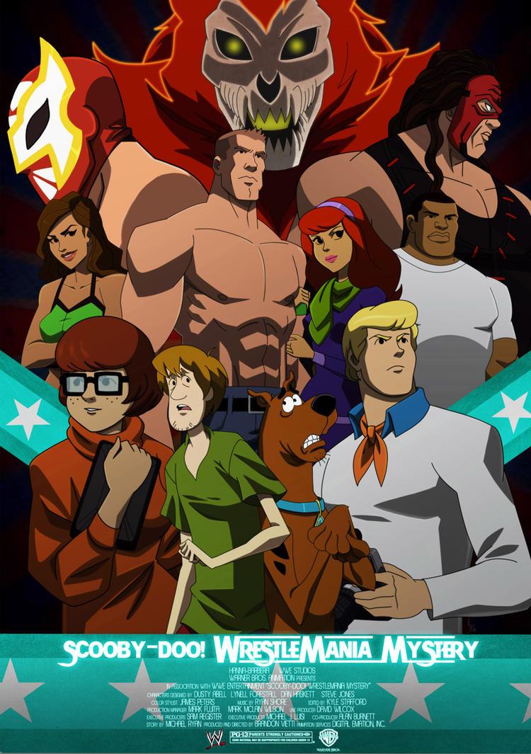 Scooby Doo Wrestlemania Mystery Deutsch