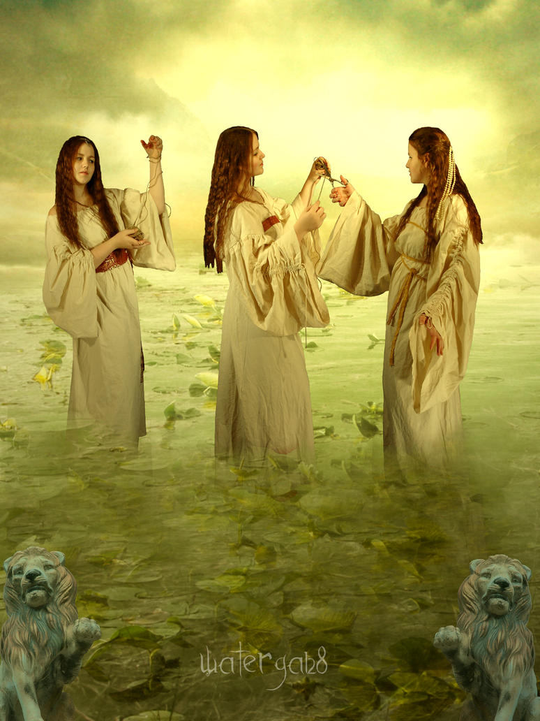 +- The 3 Fates -+ Picture, +- The 3 Fates -+ Image