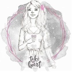 Take my Heart by MouritsaDA