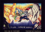 I AM...YOUR KING ~ Loki and Thor