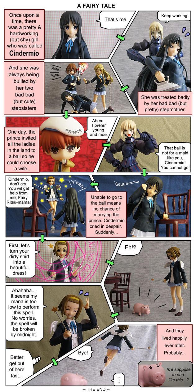 A Fairy Tale by chwan79