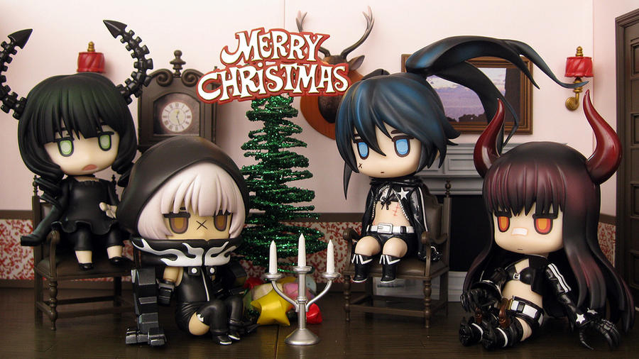 A Black Christmas by chwan79