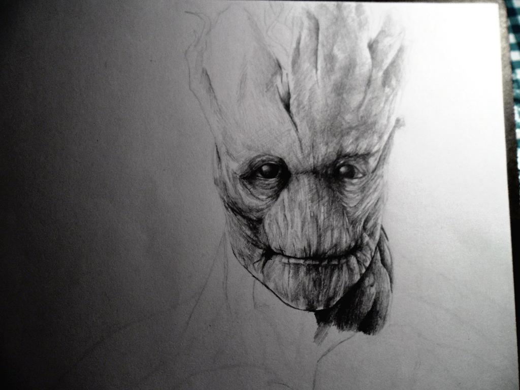 Groot II by ArcticHorizont