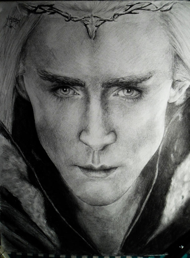 King Thranduil by ArcticHorizont