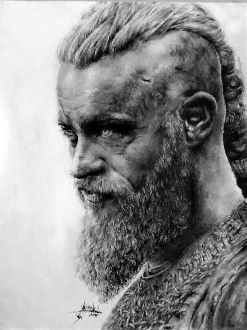 Ragnar By ArcticHorizont On DeviantArt