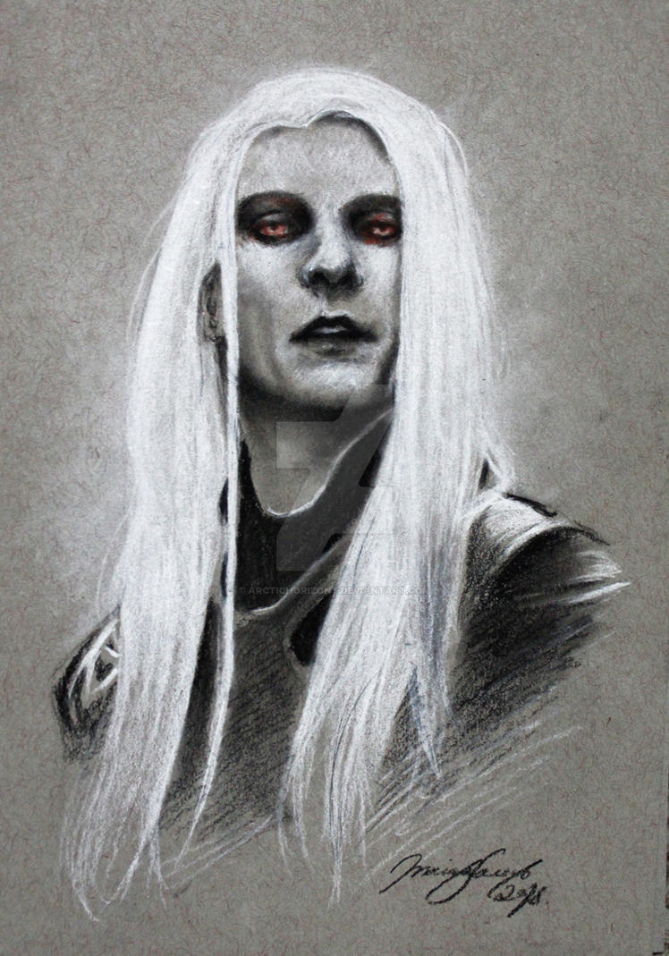 Prince Nuada Silverlance By Arctichorizont On Deviantart