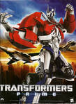 My Transformers Prime Poster!