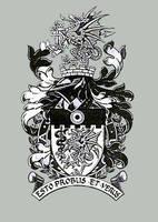 Coat of Arms by ElecBlondie