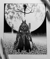 Bloodborne: Moon Presence by HyrulianMidna-3