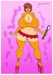 Bimbo Velma by BimboAnnon