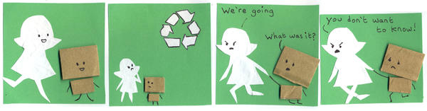 Recycling by philippajudith