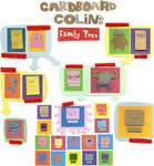 Cardboard Colin's family tree