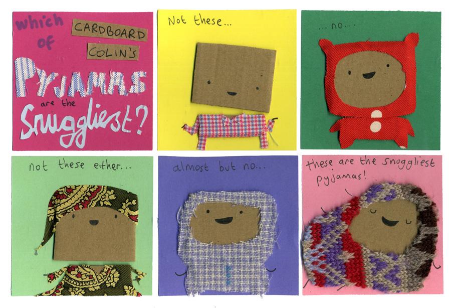 Pyjamas by philippajudith