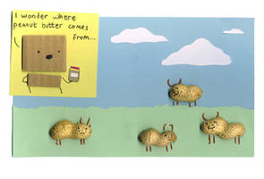 Peanut Butter by philippajudith