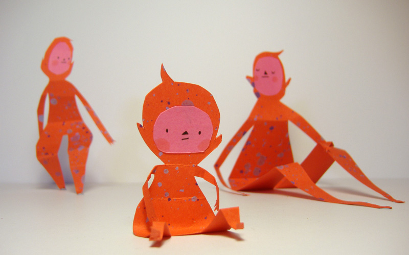 Alien family by philippajudith