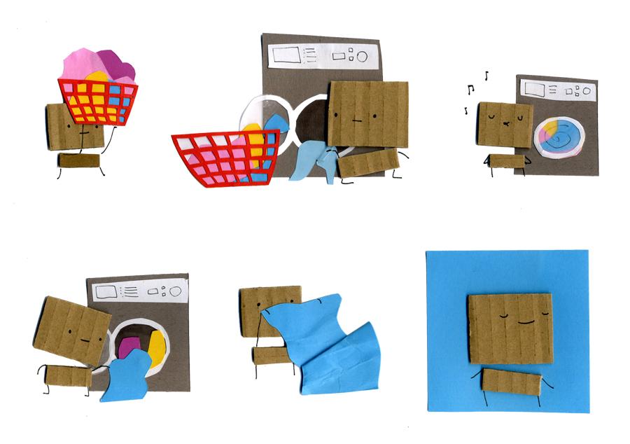 Laundry by philippajudith