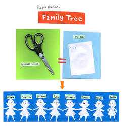 Paper Pauline Family Tree by philippajudith