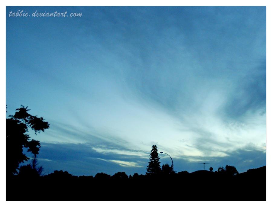 Suburban Cloud of Swirl by tabbie