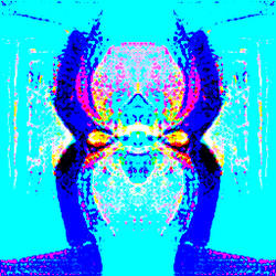 Moth or Bird Humanoid? by watkig2