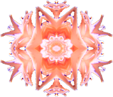 Abstract Sea Anemone 2 by watkig2