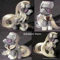 G4 Hoity Toity Custom Pony by lannakitty