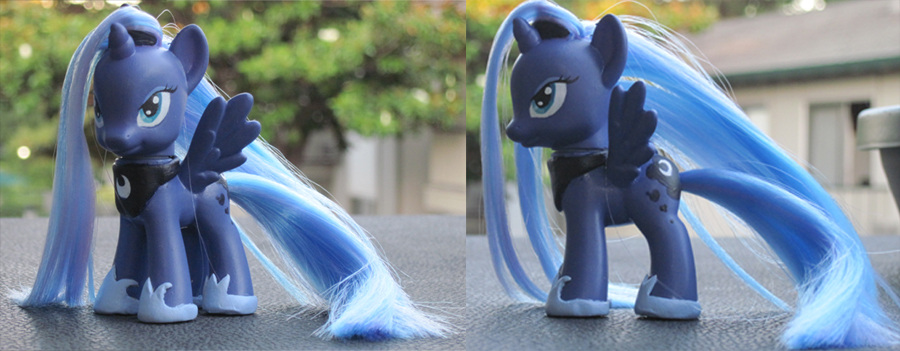Custom MLP: Princess Luna by lannakitty