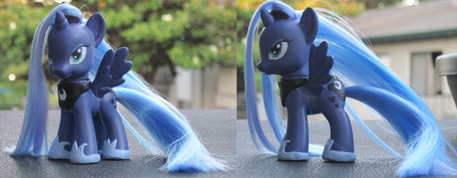 Custom MLP: Princess Luna by lannakitty