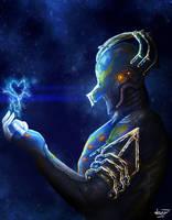 Warframe - The Spark by Anavi-Ivy