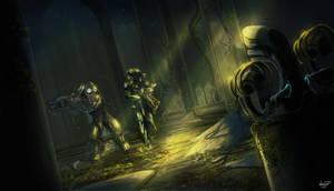 Warframe - Ayatan Hunt