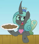 Evil Queen Chrysalis