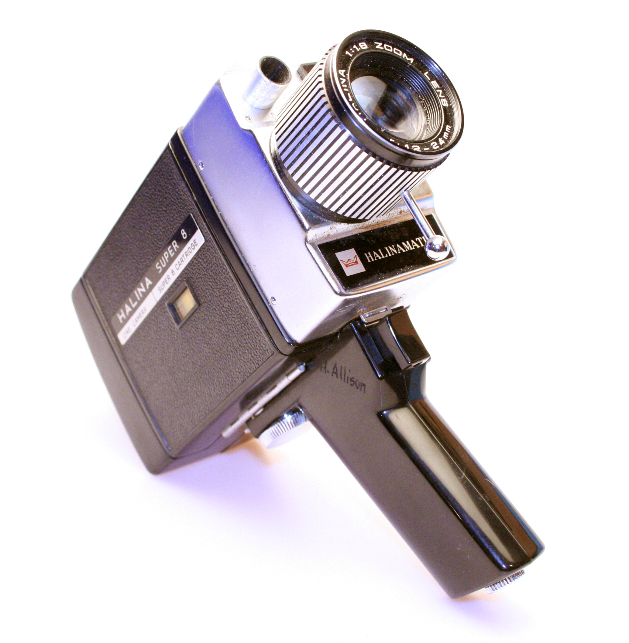 8Mm Vintage Camera 8mm halina video cameraeviln8 on deviantart