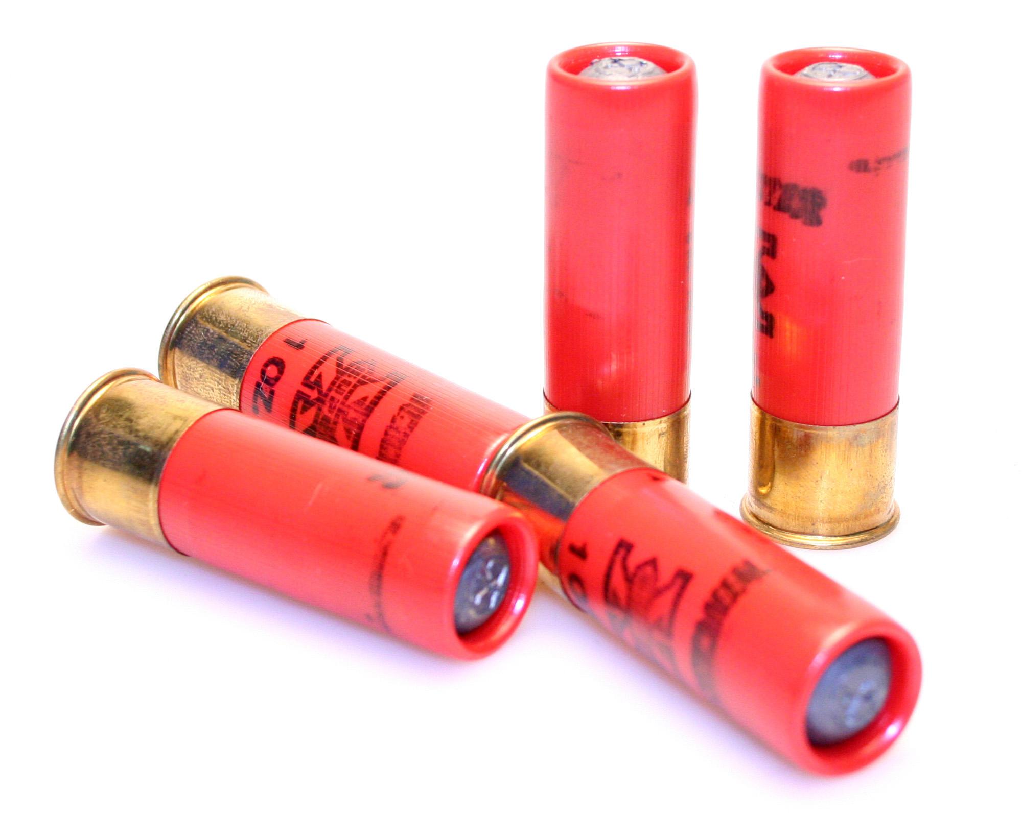 12 Gauge Shotgun Shells SLUG 1 by eviln8 on DeviantArt