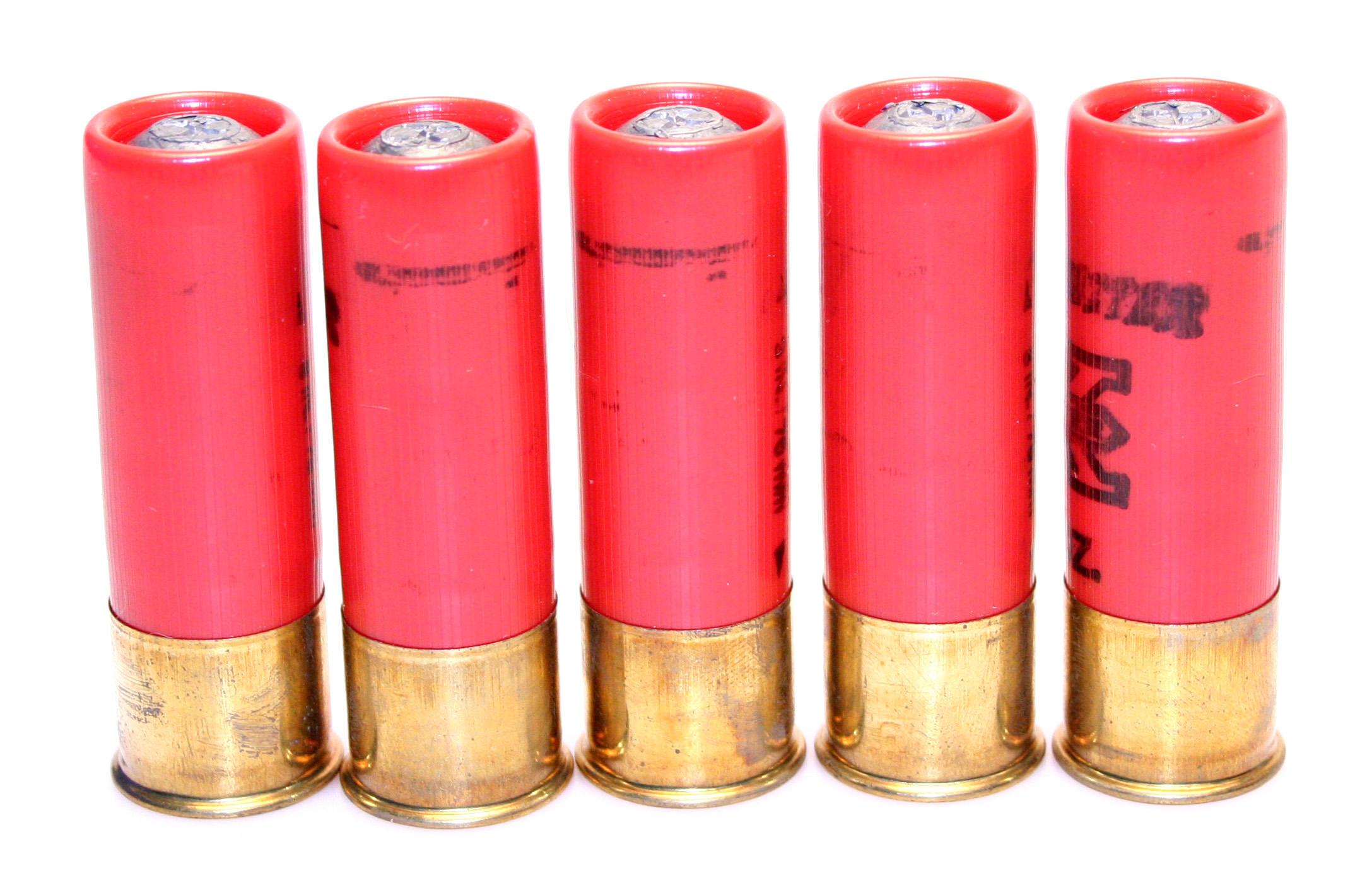 12 gauge shotgun shells slug 3 by eviln8 on deviantart