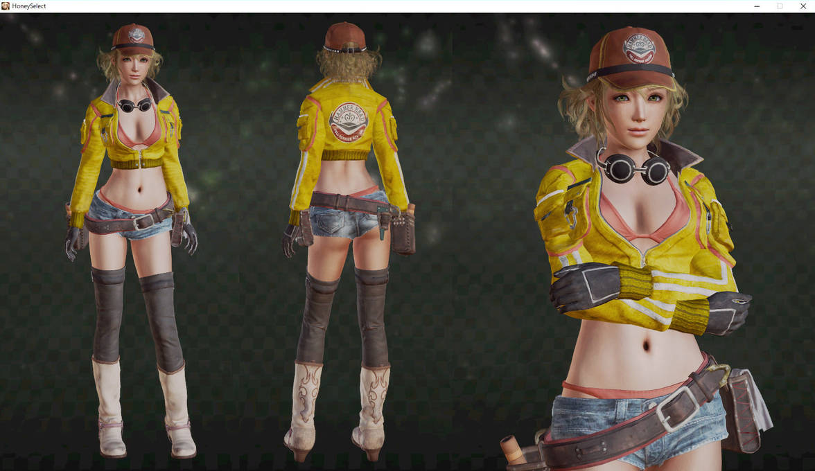 Final Fantasy Xv Cindy Aurum