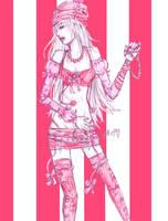 Sketch: Rin by Mobicca