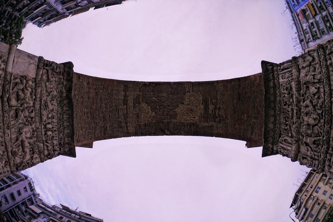 enter the arc by journaldub