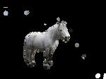 Pre Cut Horse