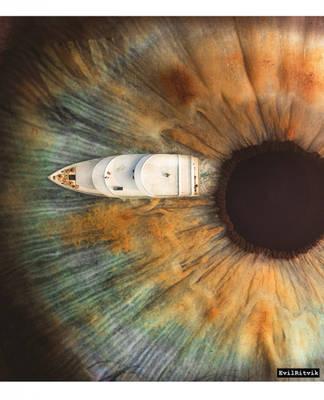 Eye of The Watcher by Ritvik Shukla by Ritvikshukla
